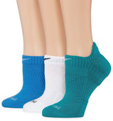 Nike 3-pk. Dri-FIT Cushion No-Show Socks