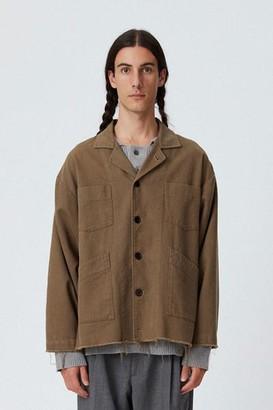 mfpen Carpenter Jacket Khaki - S