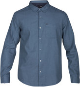 Hurley One & Only 2.0 Solid Woven Shirt
