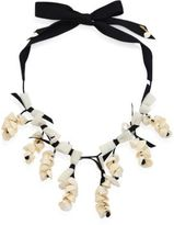 Lele Sadoughi Shell Collector Necklace