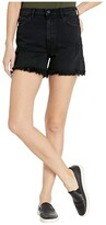 J Brand Jules High-Rise Shorts in Undercover Destruct (Undercover Destruct) Women's Shorts