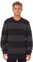 Quiksilver Stunning Light Mens Knit Black