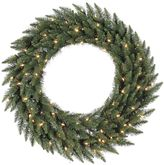 "Vickerman 36"" Pre-Lit Camden Fir Artificial Christmas Wreath"