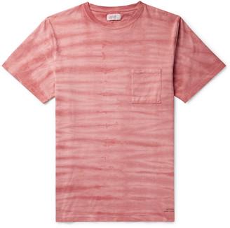Saturdays NYC Randall Mineral-Washed Cotton-Jersey T-Shirt