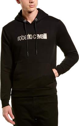 Roberto Cavalli Pocket Hoodie