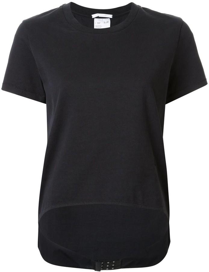 Helmut Lang released hem T-shirt