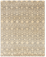 Loloi Rugs Sahara Hand-Knotted Jute and Wool Rug