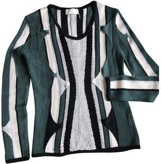 Peter Pilotto Green Silk Knitwear for Women