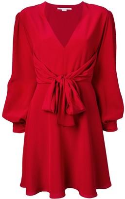 Stella McCartney tie waist dress