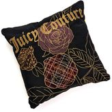 Juicy Couture Loco Bouquet Throw Pillow