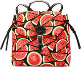 Dooney & Bourke Sandia Flap Backpack