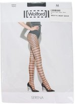Wolford Serena Patterned Tights w/ Tags