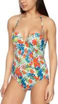Gossard 8709 Egoboost U/W Strapless Plunge Swimsuit Swimming Costume