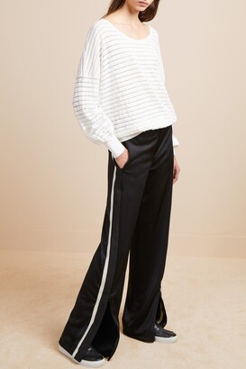 French Connection Cari Side Stripe Track Pants