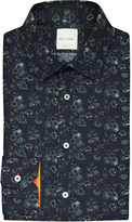 Paul Smith Soho-fit floral-print cotton shirt