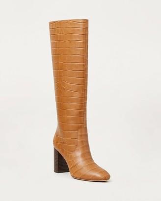 Loeffler Randall Goldy Tall Boot Honey