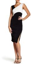 Rachel Roy Off the Shoulder Midi Dress