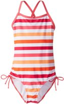 Kanu Surf Big Girls' Sassy One Piece Swimsuit