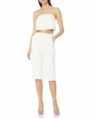 Ali & Jay Women's Pass The Coconut Top and Pants 2 Piece Set
