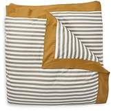 DwellStudio Dwell Studio Draper Stripe Duvet Cover, Full/Queen