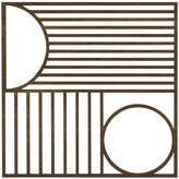 ferm LIVING Square Outline Trivet