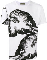 Valentino panther print T-shirt - men - Cotton - M