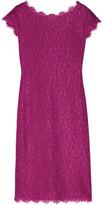 Diane von Furstenberg Barbara corded lace dress
