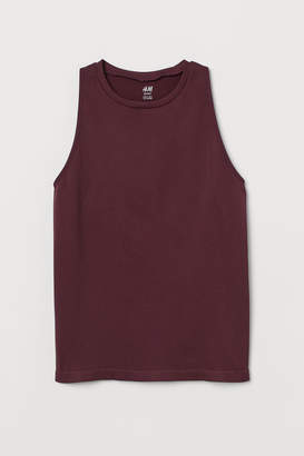 H&M Seamless sports vest top