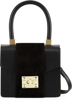 Valentino By Mario Valentino Grace Leather Shoulder Bag