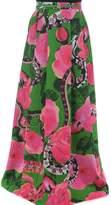 Class Roberto Cavalli Class R Cavalli Floral Long Skirt
