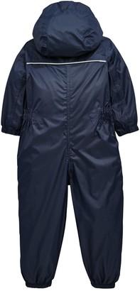 Regatta Baby Boy Puddle IV Splash Suit - Navy