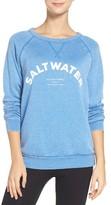 The Laundry Room Women's Saltwater Sweatshirt