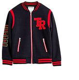 True Religion Eagle Varsity Kids Jacket