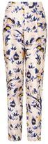 LK Bennett Ine Printed Floral Trousers