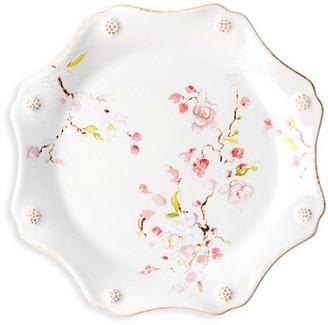 Juliska Berry & Thread Floral Sketch Dessert/Salad Plate