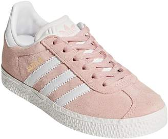 adidas Kid's Gazelle Lace-Up Sneakers