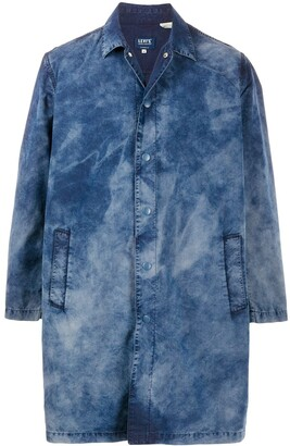 Levi's Made & Crafted Washed Effect Shirt