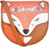 Monsoon Woodland Fox PU Bag