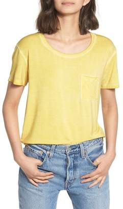 GOOD LUCK GEM Washed Stretch Modal Tee