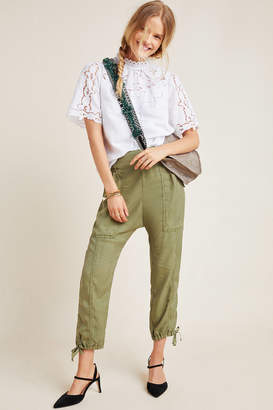 Anthropologie Cargo Harem Pants