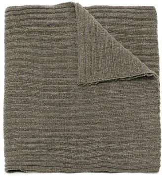 OSKLEN Ribbed Knit Scarf
