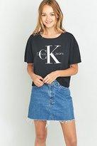 Calvin Klein - T-shirt court à logo n