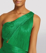 Thumbnail for your product : Maria Lucia Hohan One-Shoulder Irma Gown