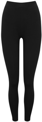 M&Co Petite black leggings