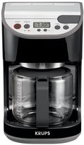 Krups 12-cup precision filter coffee maker