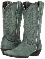 Durango Dream Catcher 12 Fancy Stitch (Gypsy Teal) Cowboy Boots