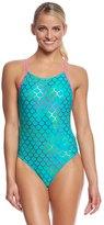 Sporti Mermaid Fancy Foil Micro Back Swimsuit 8154828
