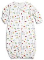 Kissy Kissy Baby's Car-Print Convertible Gown