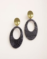 Chico's Chicos Goldtone Clip-On Chandelier Earrings