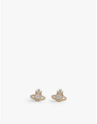 Vivienne Westwood Valentina Orb earrings